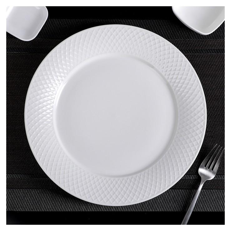 Тарелка обеденная «Юлия высоцкая», 28 см  Wilmax England