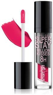 Блеск для губ SUPER STAY MILLION KISSES 8H  Белор-Дизайн (Belor Design)
