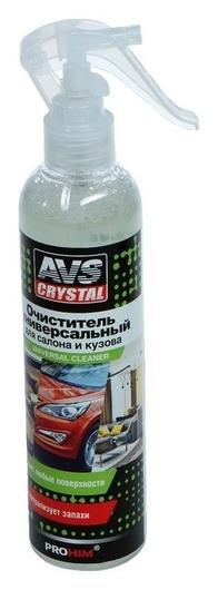 Очиститель универсальный для салона и кузова Avs, 250 мл, Avk-665  AVS