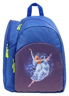 Рюкзак для художественной гимнастики Hohloma, размер 39,5 х 27 х 19 см  Grace dance