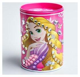 """Копилка для декорирования стразами """"Живи мечтой"""" принцессы Disney"""