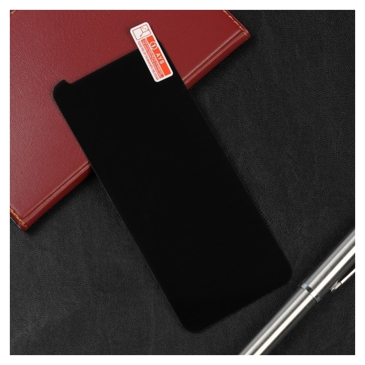 "Защитное стекло Luazon ""Анти-шпион"", для телефона Samsung S8  LuazON"