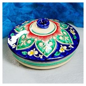 Масленка большая 17см  Риштанская керамика