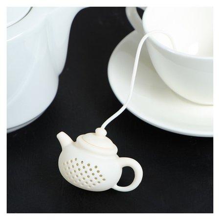 """Ситечко для чая """"Чайник""""  Доляна"""