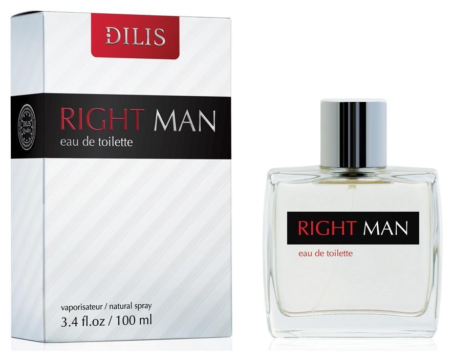 "Туалетная вода ""Right men""  Dilis Parfum"