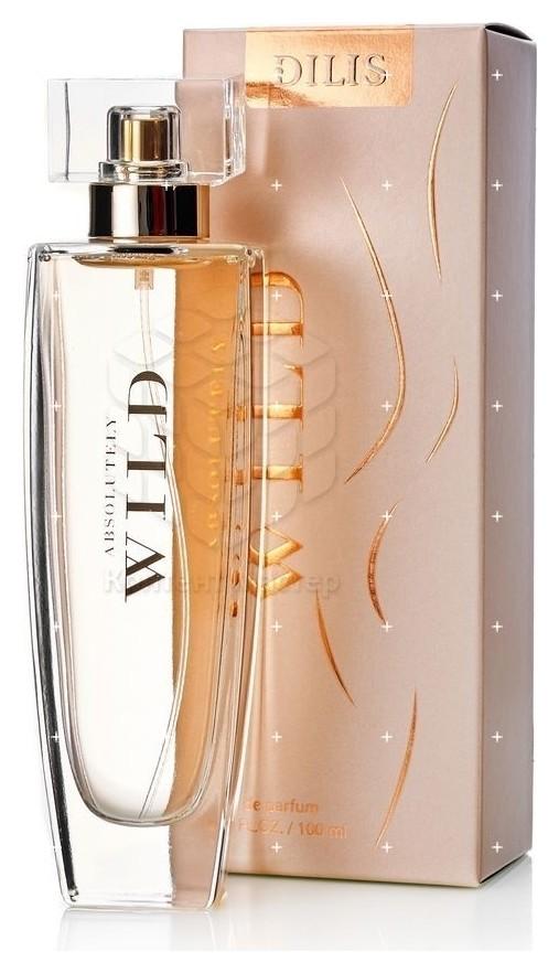 "Парфюмерная вода ""Absolutely wild""  Dilis Parfum"