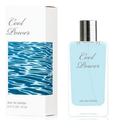 """Туалетная вода """" Cool power""""  Dilis Parfum"""