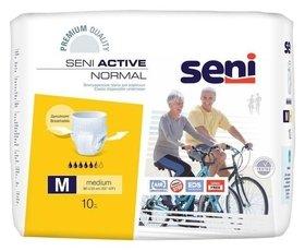 Трусы впитывающие для взрослых Seni Active Normal Medium по 10 шт. Bella