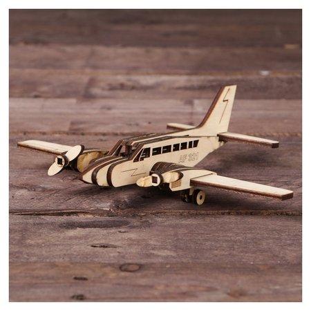 Cборная модель «Самолёт. Cessna»  Альтаир