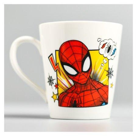"""Кружка """"Супергерой"""", человек-паук 220 мл  Marvel"""