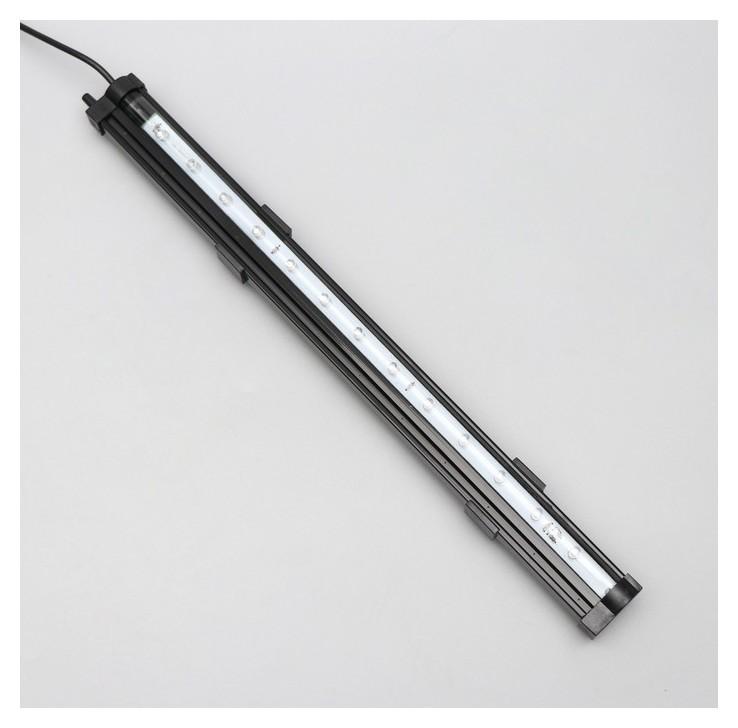 Светодиодная подсветка LED 002 с распылителем воздуха 35 см 1ватт  Barbus
