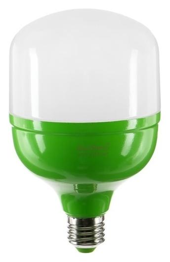 Лампа светодиодная для растений Uniel, м80, E27, 20 Вт, 165 мм, матовая  Uniel