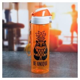 Бутылка для воды «Панда», 700 мл  Командор