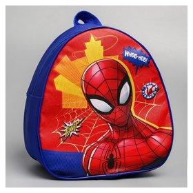 Рюкзак детский «Whoo-hoo!» человек-паук, 21 X 25 см Marvel Comics