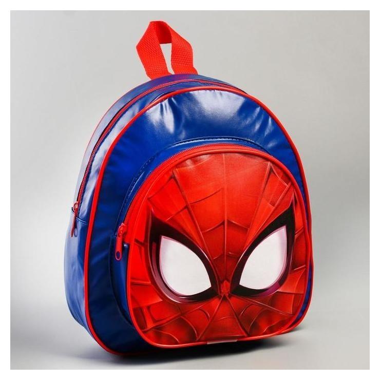 Рюкзак детский человек-паук, 26,5 X 23,5 см  Marvel