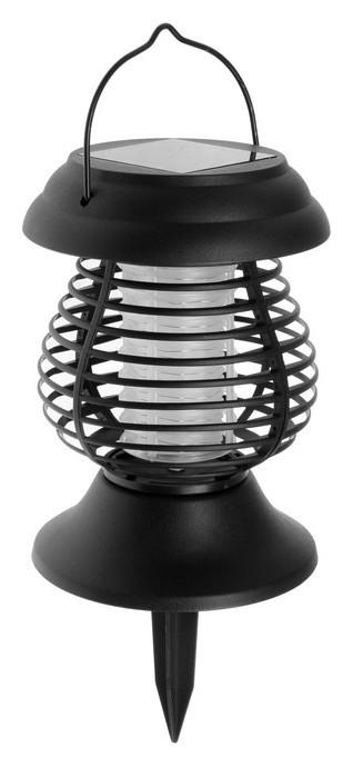Садовый светильник на солнечной батарее Uniel, 13 Led, эффект пламени и антимоскитный режим  Uniel