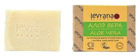 Натуральное мыло ручной работы Алоэ  Levrana
