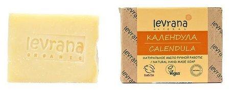 Натуральное мыло ручной работы Календула  Levrana