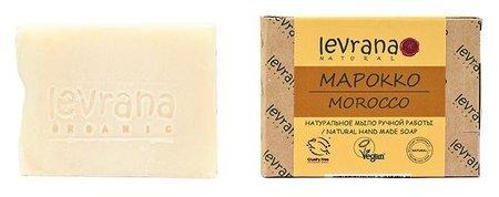Натуральное мыло ручной работы Марокко  Levrana