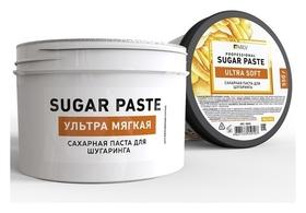 Сахарная паста для шугаринга ультра мягкая Milv