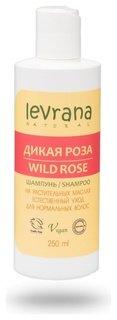 Шампунь для нормальных волос Дикая Роза Levrana