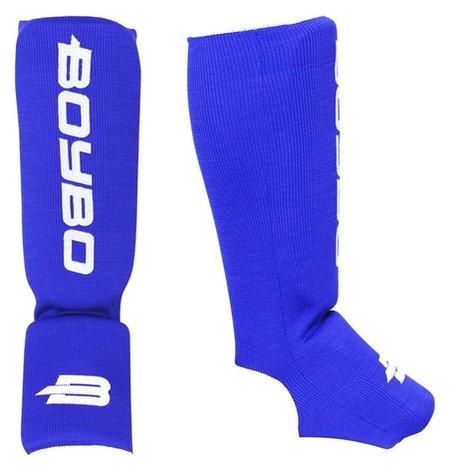 Защита голеностопа Boybo, х/б, цвет синий, размер XS  Boybo