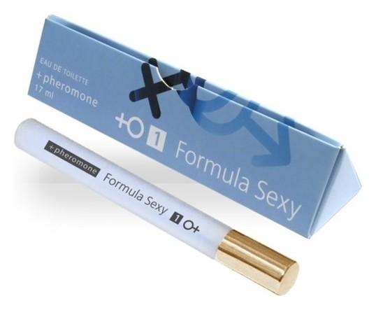 Туалетная вода женская с феромонами Formula Sexy №1  Today Parfum