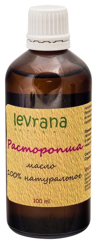 Натуральное масло расторопши  Levrana