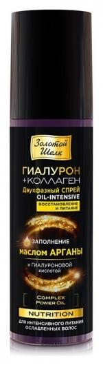 Двухфазный спрей Oil-Intensive Nutrition восстановление и питание