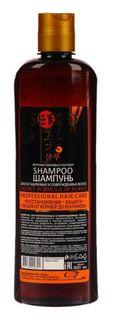Шампунь для ослабленных и поврежденных волос с пантенолом Professional Hair Care Sendo