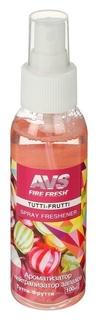 Ароматизатор AVS Afs-012 Stop Smell, тутти-фрутти, спрей, 100 мл  AVS