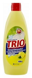 Средство для мытья посуды Лимон Trio