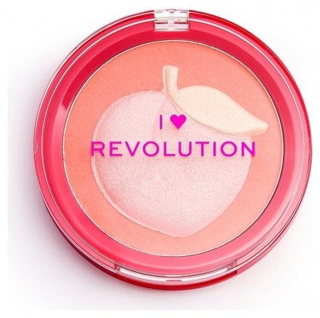Румяна для лица Fruity Blusher Peach  I Heart Revolution