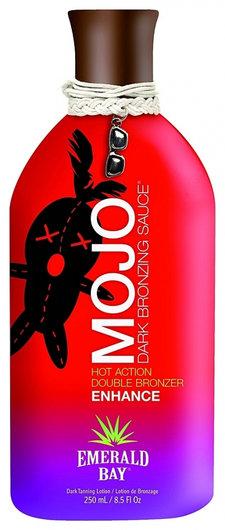 Mojo Dark Bronzing Sauce Бронзатор двойного действия  Emerald Bay
