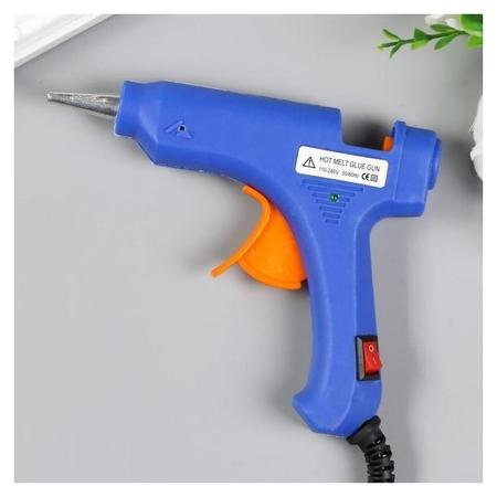 Клеевой пистолет, D стержня = 7 мм, сетевой  NNB
