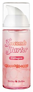 Стартер - сыворотка для лица с коллагеном 3 Seconds Starter Collagen  Holika Holika