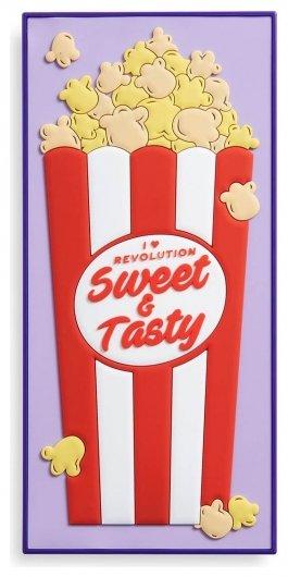 Палетка теней для век Tasty Popcorn  I Heart Revolution
