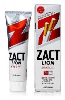 """Зубная паста Отбеливающая """"Zact Lion"""""""