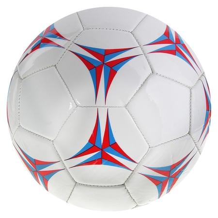 Мяч футбольный, размер 5, 32 панели, Pvc, машинная сшивка, 2 подслоя  NNB