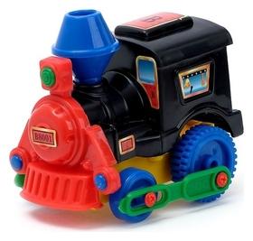 Паровоз игрушечный инерционный Классический