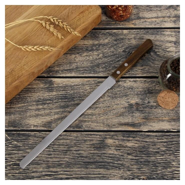 Нож для бисквита, 22 см  NNB