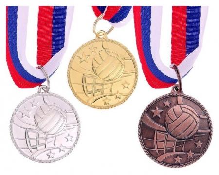 """Медаль тематическая 124 """"Волейбол""""  NNB"""