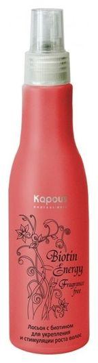 Лосьон с биотином для укрепления и стимуляции роста волос «Biotin Energy»  Kapous Professional