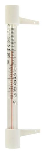 """Пластиковый термометр оконный """"Стандартный"""" в пакете  NNB"""