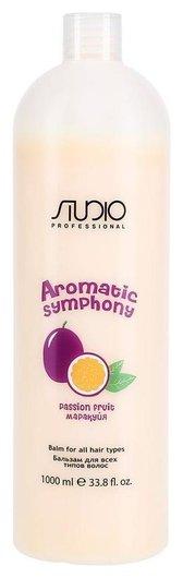 """Бальзам для всех типов волос """"Маракуйя"""" серии Aromatic Symphony  Kapous Professional"""
