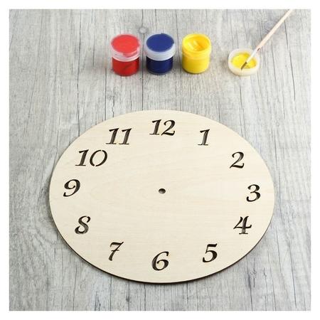 Заготовка для творчества «Циферблат часов»  NNB
