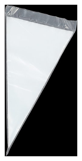 Набор одноразовых кондитерских мешков 33х19 см, 50 шт  NNB