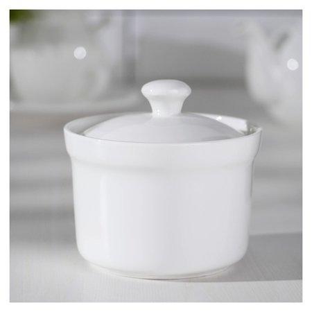 Сахарница White Label, 250 мл, 9,5×8 см  Magistro