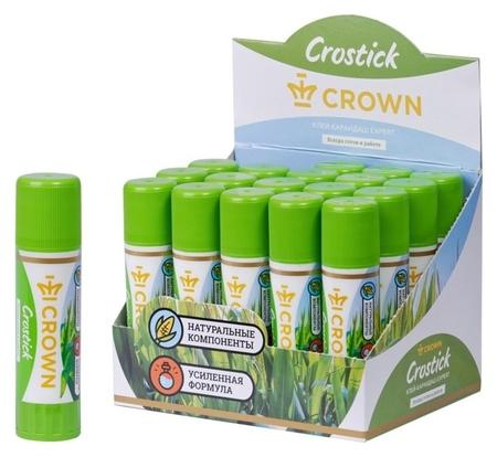 Клeй-карандаш 15 г, Crown Expert  Crown