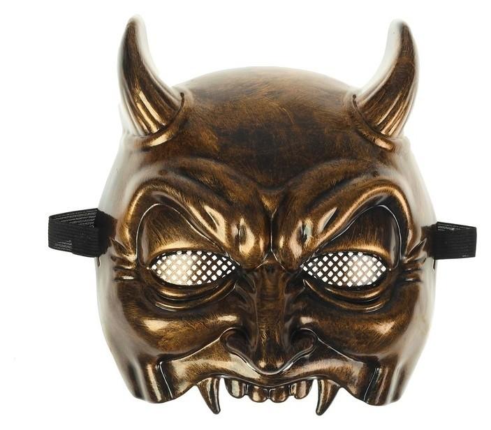 Карнавальная маска «Чёрт»  NNB